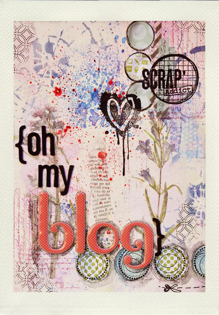 # Oh my Blog !