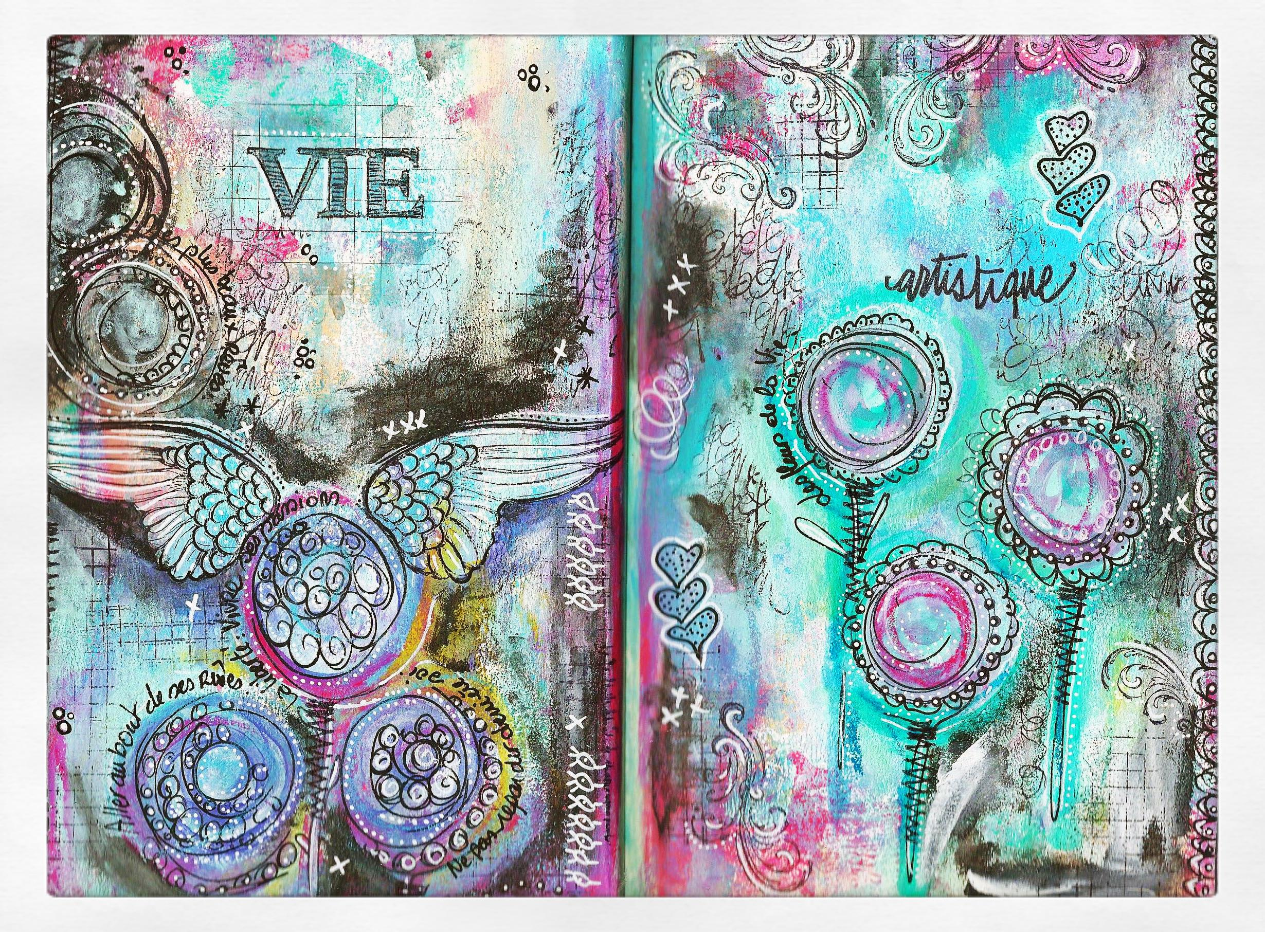 XN art journal